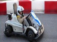 Karting 100 cm3 pour enfants