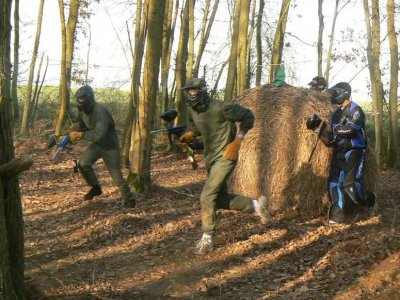 Acting Paintball
