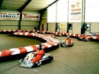 Competition karting