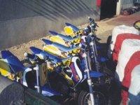 Motos supermotard
