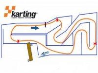 Plan piste 2011 2012 rouen espace karting