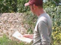 Course d Orientation pres de Lathus St Remy