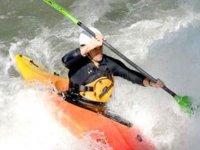 Faire du kayak sur la Gartempe