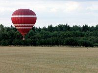 Voyage montgolfiere en sologne