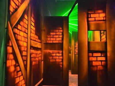 Megazone Laser Games Montauban