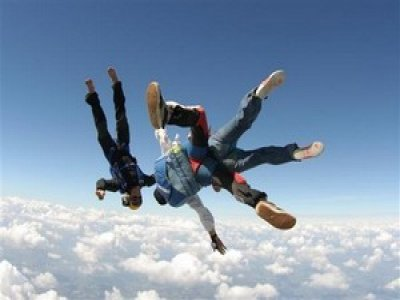 Takamaka Chamonix Parachutisme