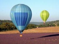 Nos montgolfières