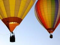 Vol en montgolfière en Provence