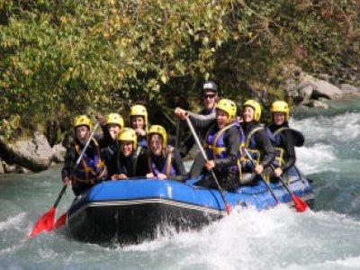 Takamaka Aix Les Bains Rafting