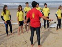 Apprendre a surfer en Gironde