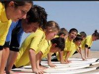 Apprendre le take off en surf