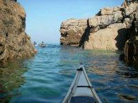 Randonnee en canoe kayak dans le 22