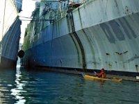 Kayak de mer dans les Cotes d Armor