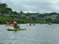Sortie du Club de canoe kayak