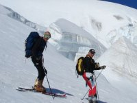 Skier a Val d Isere