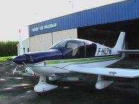 Ecole de pilotage avion sur Lille
