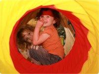 Jeu Tunnel pour les enfants