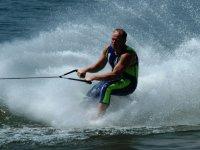 Ski nautique a Hourtin