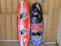 Materiel wakeboard