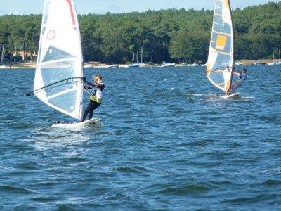 Windsurf Lacanau Planche A Voile Lacanau