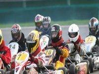 Compétition kart entre amis