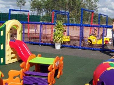 Kart Center Biscarrosse Parc pour Enfants