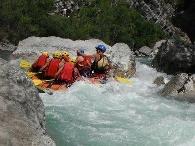 Aqua Sport Evasion Rafting