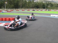 Course en karts de location