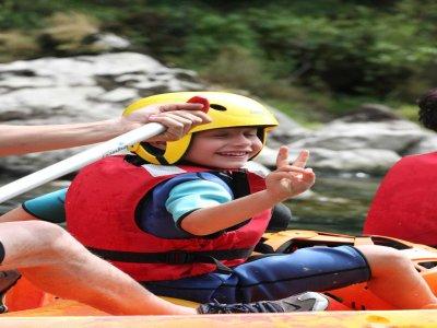 Canoe le Rozier