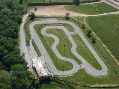 Karting Vallée de l'Arc