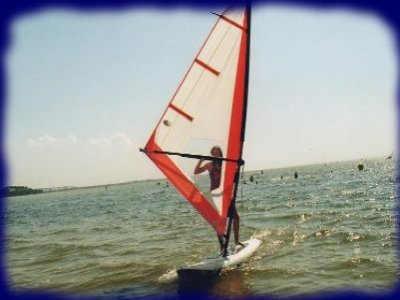 Les Calicobas Windsurf