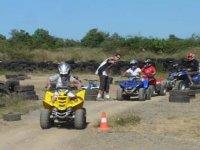 Initiation au quad