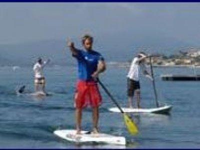 Les Calicobas Paddle Surf