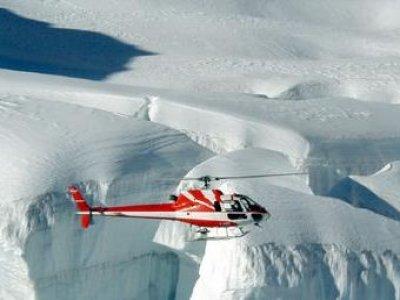 Bartair Vol en Hélicoptère