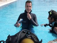 Exercices en piscine