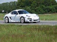 Pilotage en Ille et vilaine Porsche Cayman RGT3