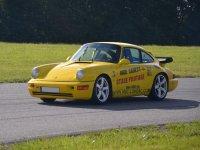 Stage pilotage Lohéac Porsche Carrera 2