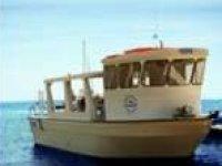 Le bateau vous emmènera sur les plus beaux sites