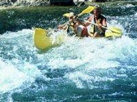 Descente en Kayak sur l Ardeche