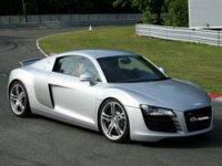 Piloter une Audi R8 sur le circuit de Magny Cours