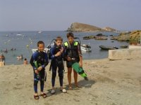 Plongée enfants