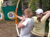 Pratiquer le tir a l arc