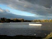 Wakeboard sur le Lac St Viaud