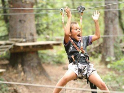 Adventure Camp Grospierres