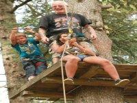 Le parcours aventure une activite pour toute la famille