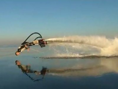Incentive Jet Flyboard