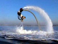 plonger avec un flyboard