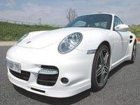 Stages de pilotage Porsche Turbo