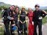 Groupe parachutistes