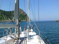 Voyage avec skipper